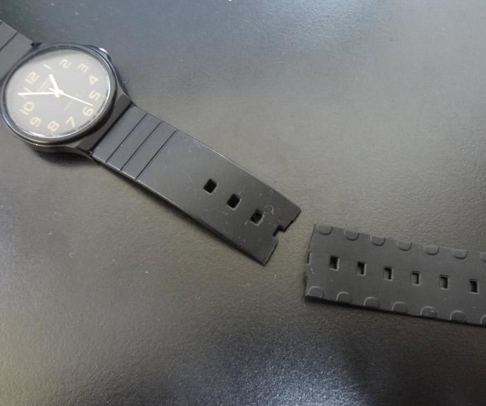 チプカシ-MQ24-樹脂ベルト寿命