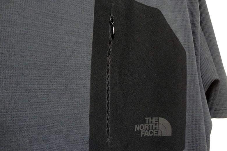 ノースフェイス スーパーハイククルー Tシャツ ポケット