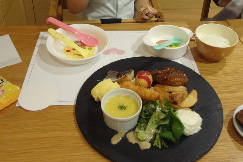 花べっぷ 子供 夕食