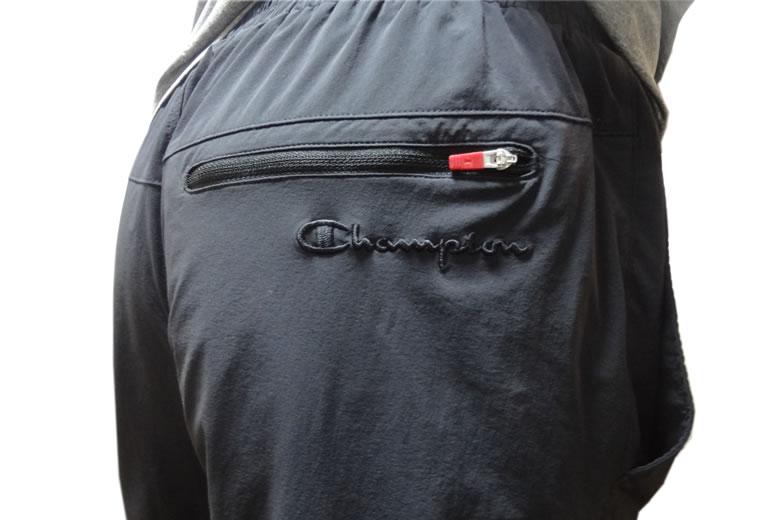 チャンピオン アジリティパンツ C3-MS211 バックポケット