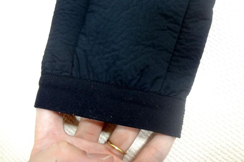 ナイキテックパックウーブン トラックパンツ 裾リブ仕様
